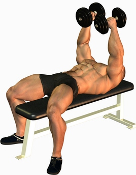 Ilration Of Resistance Band Chest Workouts